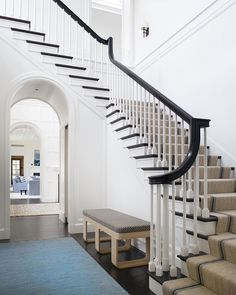 """Victoria Hagan on Instagram: """"Counting steps never looked so good!  #VHDreamSpaces  Architecture by @peterpennoyerarchitects"""""""