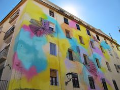 r333: *Everything is color in movement / Asalto 8th Zaragoza