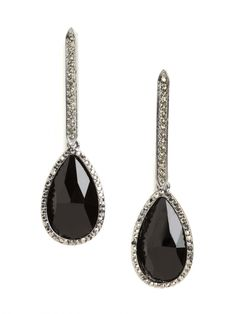 our onyx dangle drops!