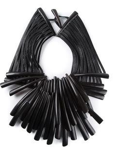 Monies Halskette Mit Fransen - - Farfetch.com