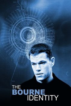 the bourne trilogy.