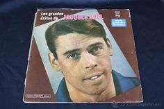 Disco Vinilo LP - Los grandes éxitos de JACQUES BREL. Excelente estado de LP. Serie Grandes Artistas