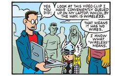 Thor & Wireless