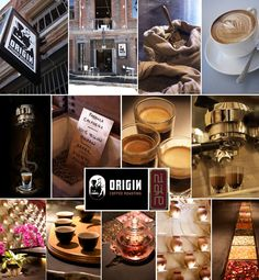 Origin - Cape Town. Compares with best in the world! Try it - put it on your coffee bucket list.....