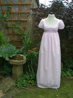Jane - Custom Regency Dress