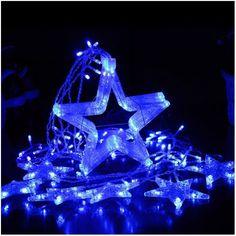 Christmas Garden Decor Solar Powered Mason Jar Lid Light Led Fairy String Lamp Packing Of Nominated Brand Lights & Lighting