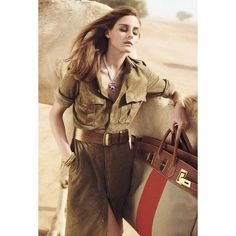 The Olivia Palermo Lookbook : Olivia Palermo For Emirates Woman Magazine March 2015
