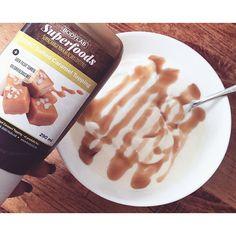 """Salted Caramel  #bodylab #saltedcaramel #topping #mums #skyr #breakfast #healthy #food #bikinifitness #athlete #diet #diætliv #bodyman_dk @bodyman_aarhus"" Photo taken by @nataliedvillumsen on Instagram, pinned via the InstaPin iOS App! http://www.instapinapp.com (08/10/2015)"