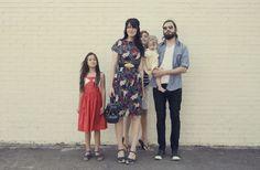 Bleubird Vintage family. Love.