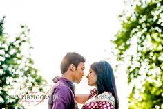 Central London Engagement Photo shoot - Tamil wedding photograph