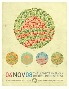 Political Posters - design for obama
