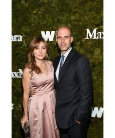 Celebrities and members of Women in Film gathered at Chateau Marmont to celebrate Kate Mara as the 2105 Women in Film Max Mara Face of the Future award recipient. Pictured:  Sasha Alexander, Edoardo Ponti