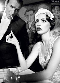 The Artist - Jean Dujardin & Berenice Bejo
