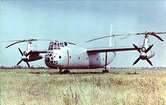 Picture of the Kamov Ka-22
