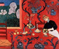 Henri Matisse Paintings Reproductions Art | Famous Matisse ...