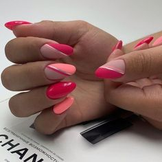 Here are the 10 most popular nail polish colors at OPI - My Nails Gorgeous Nails, Love Nails, Pink Nails, Red Manicure, Nagel Hacks, Striped Nails, Pretty Nail Art, Stylish Nails, Almond Nails