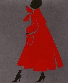 In Zeiten von Instagram und Snapchat erscheint Mode-Illustration schon lange abgehängt. Trotzdem malt Mats Gustafson für Marken wie Dior und die Zeitschrift Vogue. - Bild 3 von 4