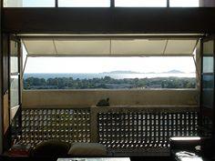Unité d'Habitation Marseille. Le Corbusier