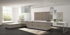 CRISTAL & ELISSE by Lyon's Modern Kitchen Lines