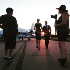 """Curated by Famous BTS Magazine. #famousbtsmag #famousbtsmagazine @famousbtsmagazine #bts #behindthescenes  102 Likes, 9 Comments - Lucy Crawford (@llewcee) on Instagram: """"BTS #makeupandhairbyme #advertising #jetplanes #hair #makeup #wichita #flight #aircapital #setlife…"""""""