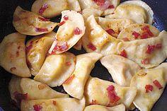 Russische Piroggen, ein leckeres Rezept aus der Kategorie Pasta & Nudel. Bewertungen: 27. Durchschnitt: Ø 4,3.