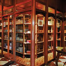 Modern Vintage Cuban Cigars Such As Those Inside The Walk In Humidor At Havana S Casa Del Habano Quinta Avenida Are Among Finest Eve