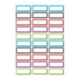 """Checkout the """"Small Magnetic Labels, Color Chevron"""" product"""