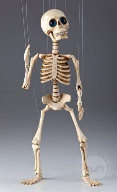 foto: Skeleton Middle Winsome Marionette