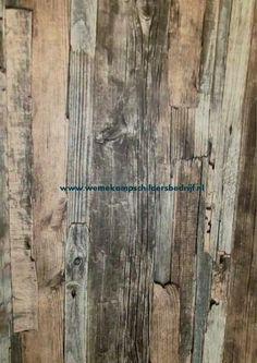 vliesbehang, steigerhout, sloophout, behang, as creation, wemekamp, behanger, schilder, den ham