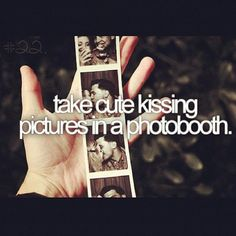 Take photos with my bff and/or my boyfriend in a photo booth. and CHECK! Relationship Bucket List, Relationship Goals, Relationships, Life Goals, Perfect Relationship, 365 Jar, Bucket List Tumblr, Couple Goals Tumblr, Boyfriend Bucket Lists