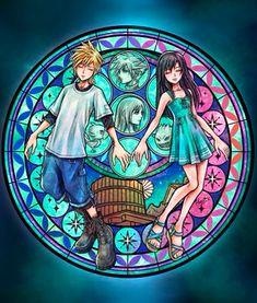 Tifa Final Fantasy, Final Fantasy Vii Remake, Fantasy Art, Kingdom Hearts Wallpaper, Kingdom Hearts Fanart, Sora And Kairi, Final Fantasy Collection, Cloud And Tifa, Kindom Hearts