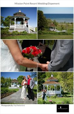 Elope Mackinac Island Wedding Photo