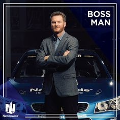 Dale Jr., boss man 2016