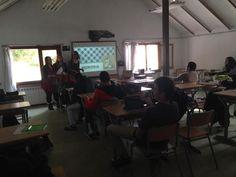 #yotambiensoycas vía @cosasdefilo #sekelcastillo alumnos/as @ucjc con 2º bach