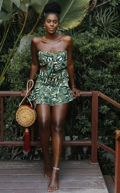 Spring/Summer Fashion Inspiration For Black Women 2018 Beautiful Dark Skinned Women, Beautiful Black Women, Beautiful Body, Black Girl Fashion, Look Fashion, Fashion Shoot, Fashion Clothes, African Beauty, African Fashion
