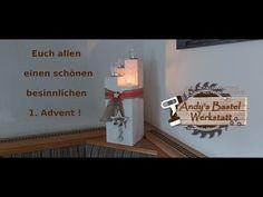 Advent, Advent ein Lichtlein brennt! - YouTube Advent, Youtube, Home Decor, Work Shop Garage, Crafting, Nice Asses, Decoration Home, Room Decor, Home Interior Design