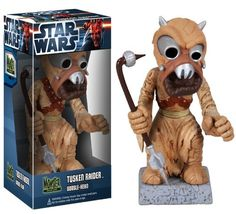 Funko Star Wars Mini MashUp Tusken Mummy Wacky Wobbler -- See this great product.Note:It is affiliate link to Amazon.