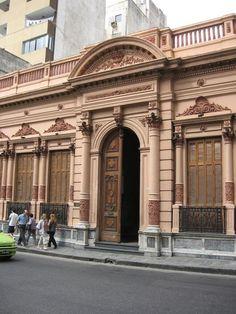 Biblioteca Córdoba. Córdoba, Argentina