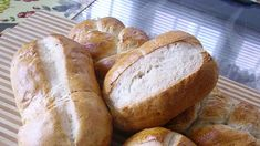 Wonderful Italian bread made in a bread machine then baked in the oven. Challah Bread Machine Recipe, Bread Machine Recipes, Bread Recipes, Cooking Recipes, Italian Bread, Dry Yeast, How To Make Bread, Breads