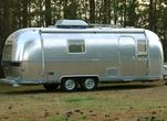 1977 Airstream Tradewinds ~ Our whole family LOVES our trailer!
