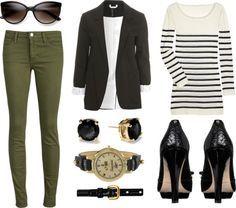 black heels outfit - Cerca con Google