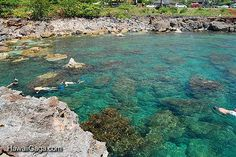 Sharks Cove, Hawaii. This place was awesome! Perfectly romantic day activity for a perfectly Hawaiian honeymoon!
