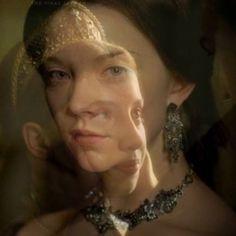 Elizabeth Tudor - Anne Boleyn's daughter, by LadyNor19.