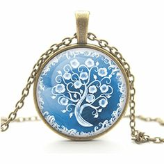 Jiayiqi Bronze Color Tree Of Life Time Gem Pendant Chain Necklace for Women (IB1237) Jiayiqi http://www.amazon.com/dp/B00Q5U2ONU/ref=cm_sw_r_pi_dp_.T-Bvb0WEJD6M