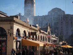 Uruguay ha estado llamando la atención por sus playas, pero ahora, en el invierno del hemisferio sur, el Mercado del Puerto de Montevideo es el lugar para estar.
