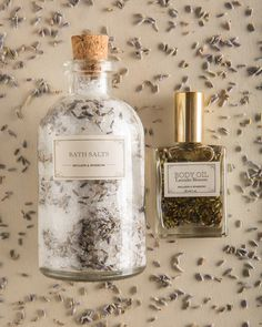 enter to win a gift set from @mulleinsparrow + a gift card to shop their full apothecary line! // jojotastic.com