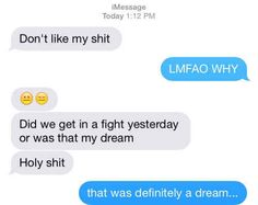 Dream fights:
