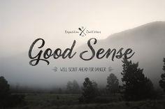 Good Sense landscape