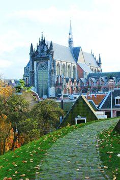 Hooglandse Kerk, Leiden, The Netherlands