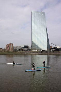 Coop Himmelb(l)au ECB European Central Bank Frankfurt